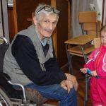 История человека в инвалидной коляске