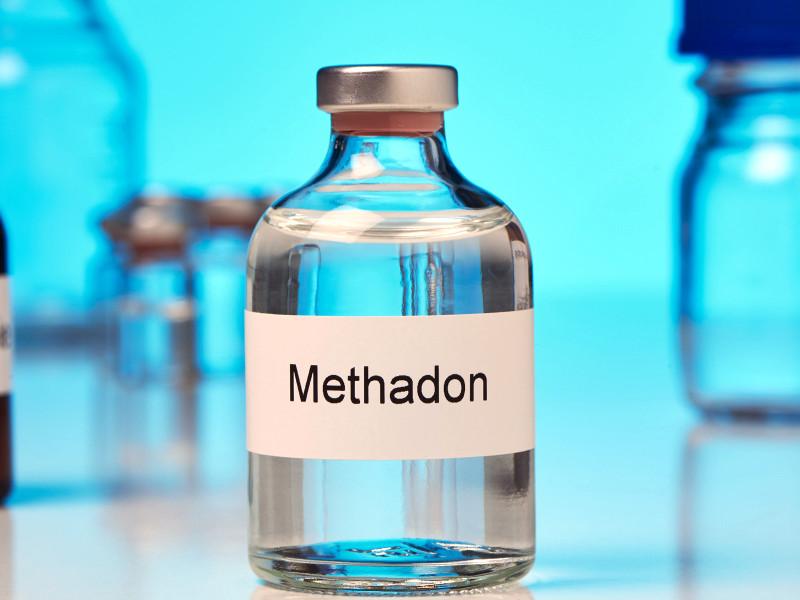 флакон медицинского метадона